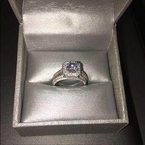 Jewelry - 1 Kt. Certified Cushion Cut Diamond